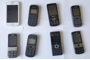 В клинцовскую колонию попытались перебросить старые мобильники
