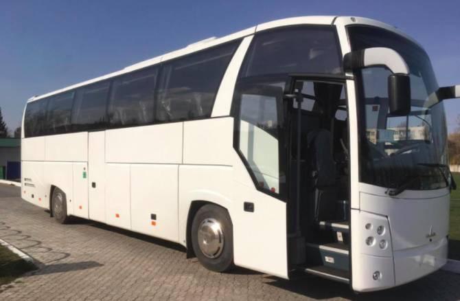 Брянское «Динамо» получило долгожданный клубный автобус