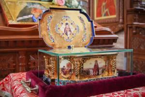В Брянскую область прибыл ковчег с мощами Луки Крымского