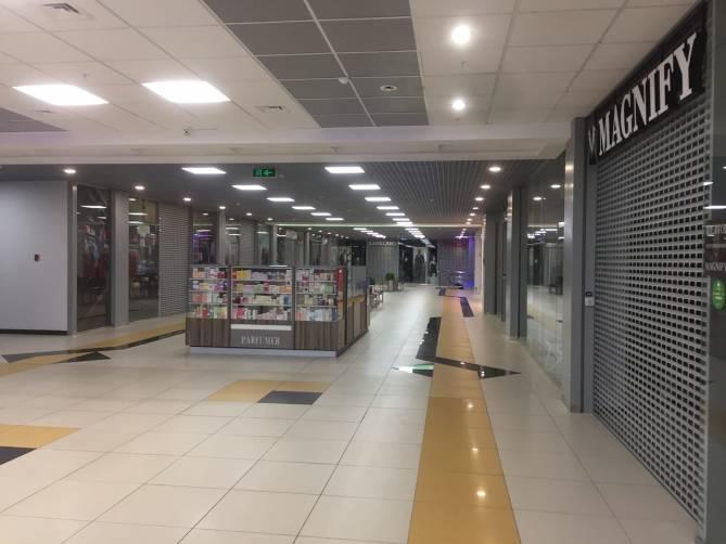 В Брянске закрылись магазины в ТРЦ «БУМ сити»
