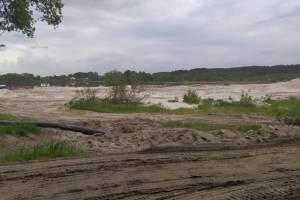 Глубоко копнули: дома в Радице-Крыловке начали уходить в землю