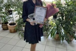 Брянская девушка борется за звание лучшего воспитателя России