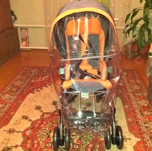 В Брянске больному мальчику подарили коляску за 66 тысяч рублей