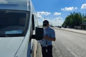 На Брянщине за три дня на нарушениях попались более 300 водителей автобусов