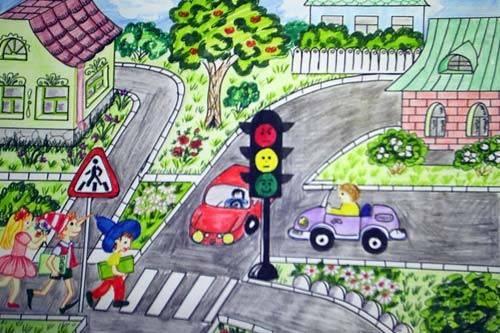 Брянским школьникам предложили написать стихотворения о безопасной дороге