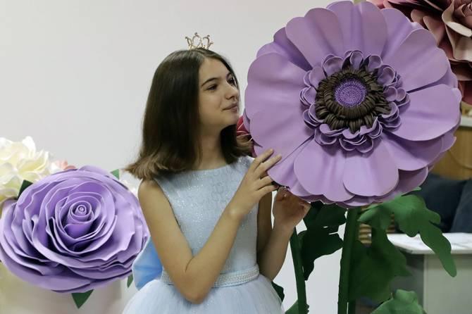 В Брянске для особенных детей устроили фотосессию