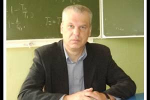 В Брянске скончался доцент кафедры БГИТУ Юрий Ивашкин