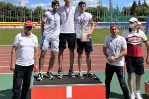 Брянские паралимпийцы завоевали 10 медалей на чемпионате России