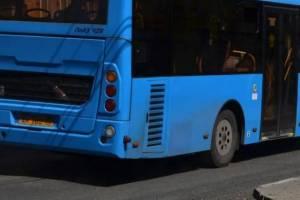 В Брянске водитель легковушки протаранил автобус