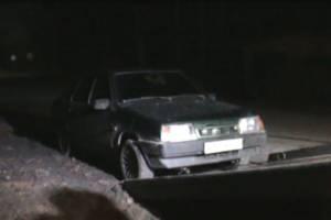 Ночью в Клетне поймали пьяного 19-летнего водителя ВАЗ
