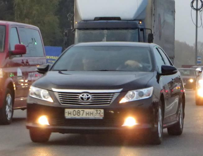 Брянских чиновников  заподозрили в изменении характеристик служебных авто