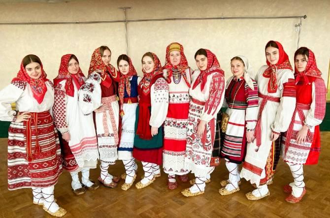 Брянская «Калинушка» привезла 11 дипломов Всероссийского конкурса