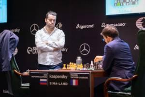 Брянский гроссмейстер Непомнящий завоевал право сыграть в матче за шахматную корону