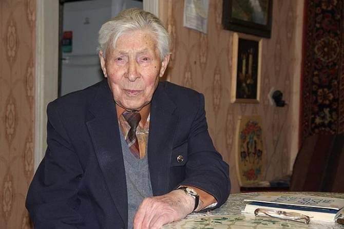 В Брянске умер прославленный защитник Ленинграда