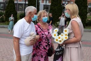 В Брянске чествовали супругов-долгожителей