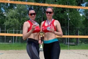 Брянские девушки взяли серебро на этапе Чемпионата ЦФО