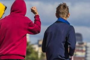 В Брянске подростки держат в страхе соседей