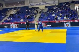 Брянские дзюдоисты взяли две медали на Всероссийском турнире