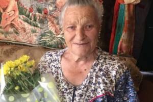 Президент Путин поздравил брянскую долгожительницу с 90-летием