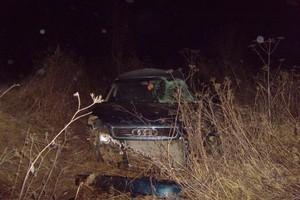 Под Мглином скрывшийся с места ДТП водитель отправил пассажира в больницу