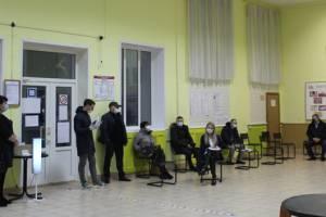 Стали известны первые данные по явке на выборах в Жуковском районе
