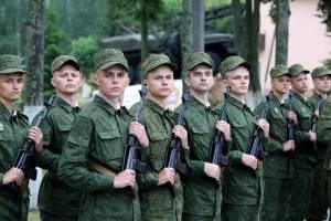 С 1 апреля в Брянской области началась весенняя призывная кампания