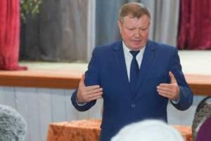 Брянский чиновник Лучкин влепил выговор заму за несоблюдение социальной дистанции