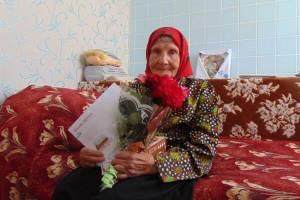 Брянскую долгожительницу с 90-летием поздравил президент Путин