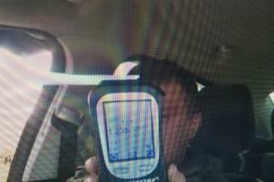 По брянской трассе гонял пьяный 23-летний водитель «КамАЗ»