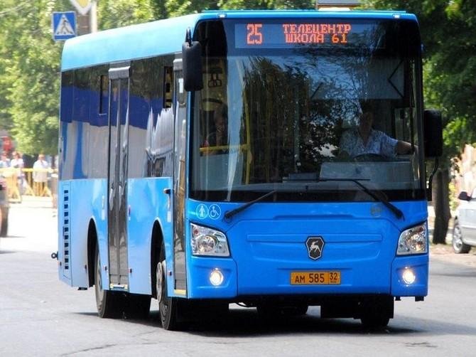 В Брянске водители «синих» автобусов в край обнаглели