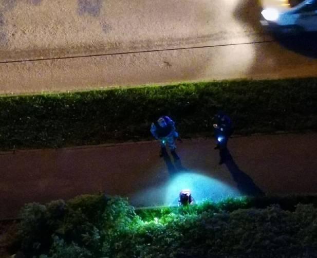 В Брянске улицу Энгельса перекрыли из-за подозрительного рюкзака