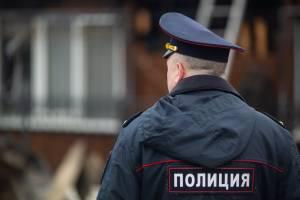 В Брянске полицейские пришли на помощь инвалиду-колясочнику