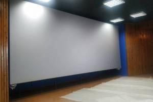 В Локте в новом кинотеатре показали первый фильм