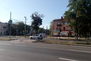 В Брянске на Литии взбесился светофор