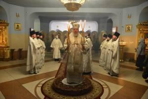 Митрополит Брянский и Севский поздравил верующих с наступающим Рождеством