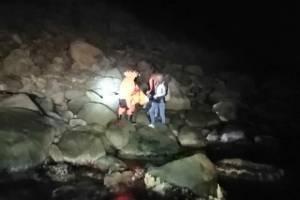В Крыму туристы из Брянска застряли в ловушке на горе Аю-Даг
