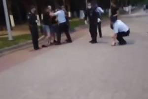 В Брянске полиция провела рейд на Кургане после потасовки с молодежью