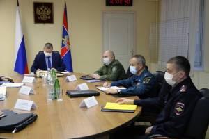 В Брянске научились освобождать заложников на железнодорожной станции