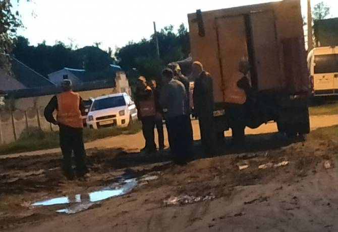В Брянске из-за отключения холодной воды в домах прокуратура возбудила дело