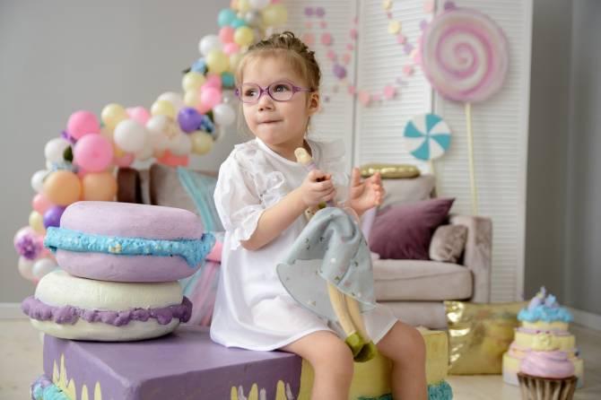 Брянцы помогли собрать средства на реабилитацию 5-летней Дарьяне
