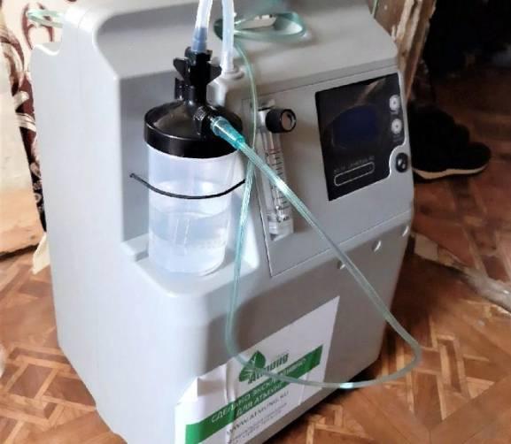 Брянцы купили для тяжелобольной девочки аппараты за 73 тысячи рублей