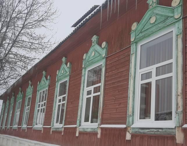 Памятник деревянного зодчества в Клинцах нуждается реставрации