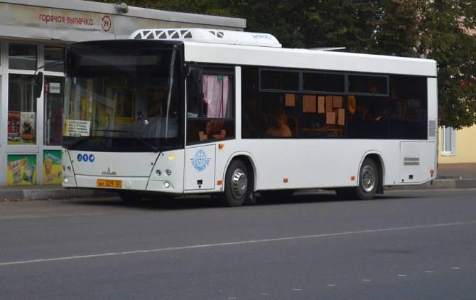 Впечатлила аккуратность водителя автобуса №31