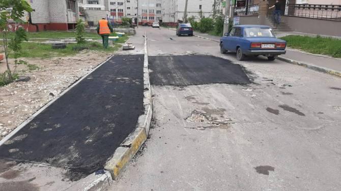 Коммунальщики «Брянсккоммунэнерго» устроили масштабные раскопки