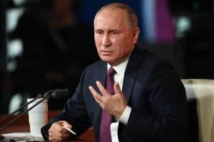 Путин запретил брянским депутатам вступать в общественные палаты
