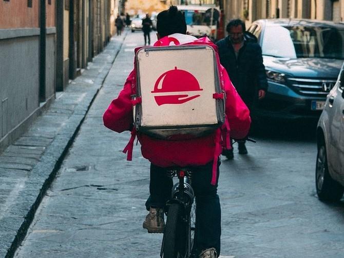 Брянцы пожаловались на популярный сервис доставки еды