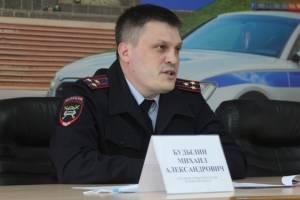 Глава брянского УГИБДД провел встречу с фанатами мотоциклов