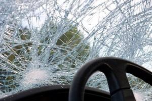 На брянской трассе столкнулись две легковушки: ранен 11-летний мальчик