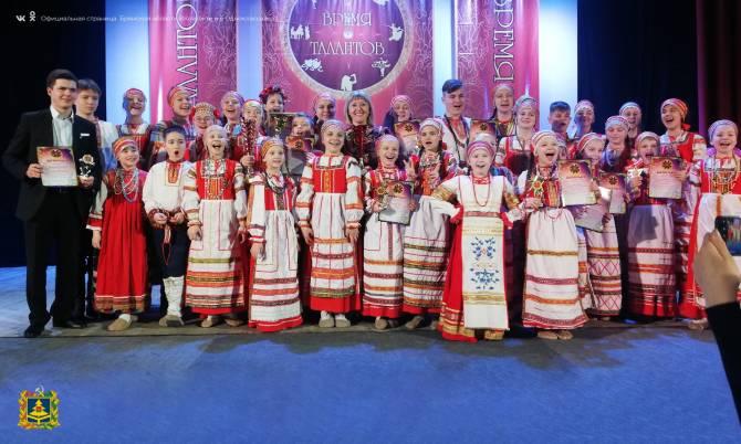 Брянская «Зарянка» взяла гран-при на международном конкурсе в Смоленске
