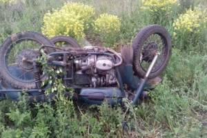 В Климовском районе мотоциклист погубил своего 23-летнего пассажира